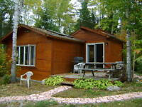Blue Sea lake cottage for sale in exclusive area
