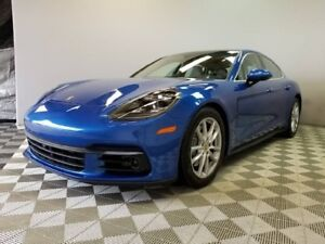 2017 Porsche Panamera 4S AWD | CPO | Ext. Warranty | Massage Sea