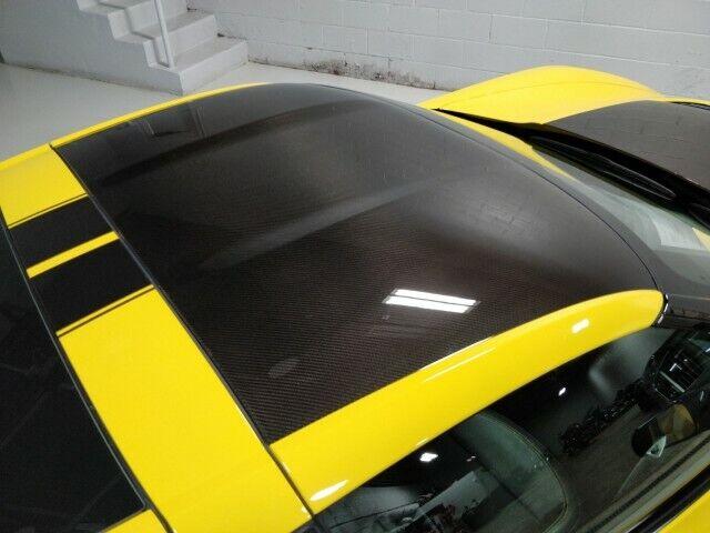 2019 Yellow Chevrolet Corvette Z06 3LZ | C7 Corvette Photo 6