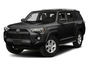 2018 Toyota 4Runner Limited Package 7-Passenger