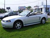 2003 Mustang Convertible Garage Kept Great Condition.