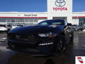 2018 Ford Mustang $198 b/wkly $0 down o.a.c. / ECO PREMIUM PERF