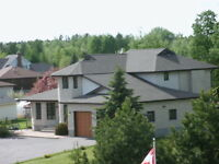 Roofing & Exterior Finishing Services