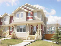 3 BEDROOM TOWNHOUSE. NO CONDO FEES. Deck, large fenced yard.