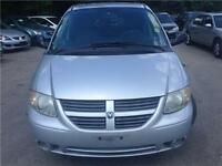 2007 DODGE GRAND CARAVAN SXT  7 PASS VAN STOW AND GO 194 K
