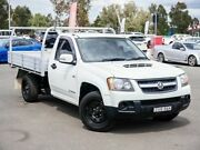 2011 Holden Colorado RC MY11 LX Crew Cab White 5 Speed Manual Utility Penrith Penrith Area Preview