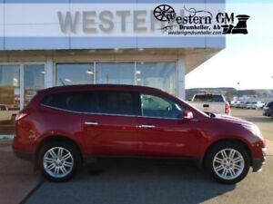 2014 Chevrolet Traverse LT All Star Edition 3.6L AWD 7Pass Backu