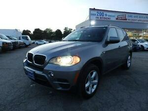 2011 BMW X5 35i 7 PASSENGER PANORAMIC ROOF BLUETOOTH CERTIFIED