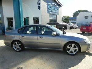 2005 Subaru Liberty MY06 2.5I Premium Silver 4 Speed Auto Elec Sportshift Sedan Earlville Cairns City Preview