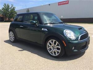2008 Mini S  Executive/Perfor. Pkg With Only 79009 Kms !.SOLD