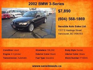 2002 BMW 3 Series 330xi