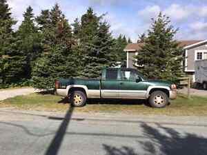 2004 GMC Sierra SLE 4x4