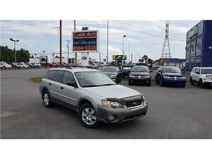 2005 SUBARU OUTBACK AWD IMPECCABLE /8 PNEUS / ANTIROUILLE / FULL