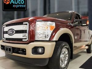 2012 Ford F-250 Lariat King Ranch, beautiful heated/cooled power
