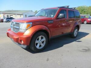 66$ WEEKLY!!! 2008 Dodge Nitro SLT 4x4 , NEW MVI! NEW TIRES!