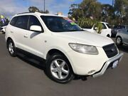 2006 Hyundai Santa Fe CM MY07 SLX White 4 Speed Sports Automatic Wagon Bunbury Bunbury Area Preview
