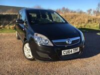 VAUXHALL ZAFIRA 1.6 EXCLUSIVE 2014 64 *ONLY 19,000 MILES, CLEAN CAR*
