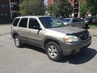 2002 Mazda Tribute N SUV, Crossover
