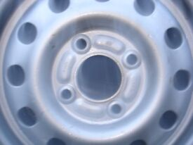 FORD VAN WHEEL could be escort AND TYRE 165 R13 82T PIRELLI P4 - NORTHWICH CHESHIRE