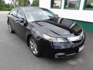 2014 Acura TL w/Tech Pkg V6 AWD for only $258 bi-weekly!