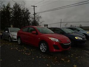 2010 Mazda MAZDA3 GS-1 OWNER-CRUISE-FULL LOAD-NEW TIRES-LIKE NEW