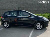 2015 Ford C-MAX 1.6 Tdci Titanium 5Dr Estate Diesel Manual