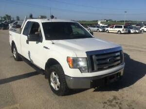 *Safetied* 2010 Ford F-150 XLT *4x4* *Low Km* *Satellite Radio*