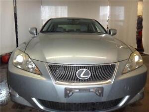 2008 Lexus IS 250 One year Warranty