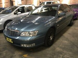 2006 Holden Statesman WL International Blue 5 Speed Auto Active Select Sedan Georgetown Newcastle Area Preview