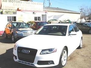 SOLD.!!! 2011 AUDI A4 TURBO AWD SUNROOF LEATHER SPORTY