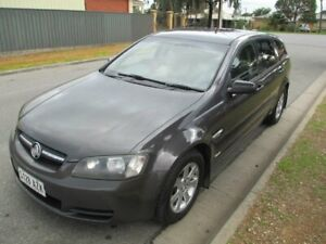 2009 Holden Commodore VE Omega Sportwagon 5dr Spts Auto 6sp 3.0i Grey Sports Automatic Wagon Salisbury Plain Salisbury Area Preview
