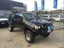 2002 Toyota Hilux LN172R (4x4) 5 Speed Manual 4x4 Lilydale Yarra Ranges Preview