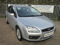FORD FOCUS 2.0 GHIA AUTOMATIC 2006 (06) ONLY 67K / S/HISTORY / A/C / ALLOYS!!!!!