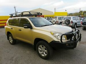 2011 Toyota Landcruiser Prado Turbo Diesel GX Gold 5 Speed Manual Wagon Reynella Morphett Vale Area Preview