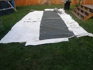 10 FT Add A Room for Coleman Tent Trailer!
