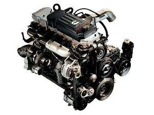 Diesel and Gas engines - AMAZING WARRANTY