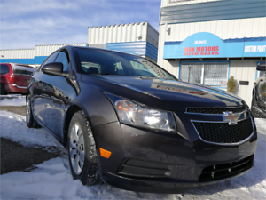 2014 chevrolet cruze LT 1.4L Turbo