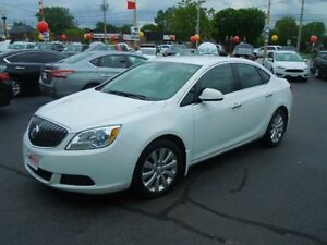 2014 BUICK VERANO LEATHER INTERIOR, ONSTAR, BLUETOOTH, SATELLITE