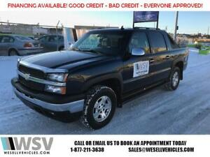 2006 Chevrolet Avalanche 1500 / LOW LM / WINTER READY /RARE