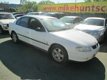 2002 Holden Commodore VX II Executive White 4 Speed Automatic Sedan Coopers Plains Brisbane South West Preview