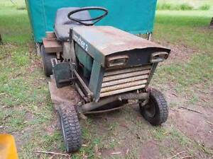 2 x Old 11hp Mowers, Rover and Greenfield Beerwah Caloundra Area Preview