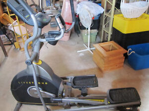 LiveStrong Elliptical Exercise Machine - Great Birthday Present