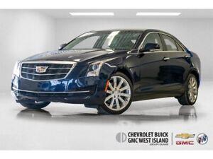 2015 Cadillac ATS Sedan Luxury AWD