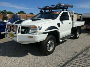 2012 FORD RANGER XL 3.2DT 4X4 UTE, 4X4, TURBO DIESEL, AUTO,ONLY 142,200KMS, REGO, MANY EXTRAS, WARRA Penrith Penrith Area Preview