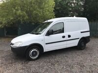 VAUXHALL COMBO 1.3 CDTI DIESEL 2008 58-REG FULL SERVICE HISTORY *1 YEARS MOT* VERY GOOD CONDITION