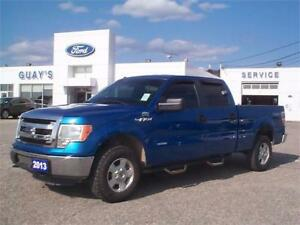 2013 Ford F-150 SuperCrew