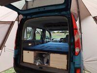 Renault Kangoo 1.5dci Expression Micro Camper