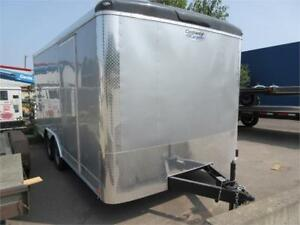 """8.5' x 16' WITH RAMP DOOR & 4"""" LIFT in SMITHERS"""