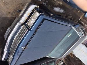 1990 Chev Caprice PARTING OUT