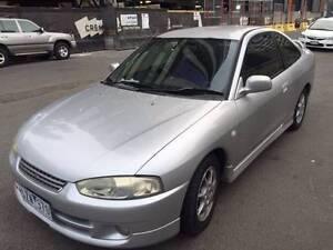 2002 Mitsubishi Lancer Coupe Melbourne CBD Melbourne City Preview